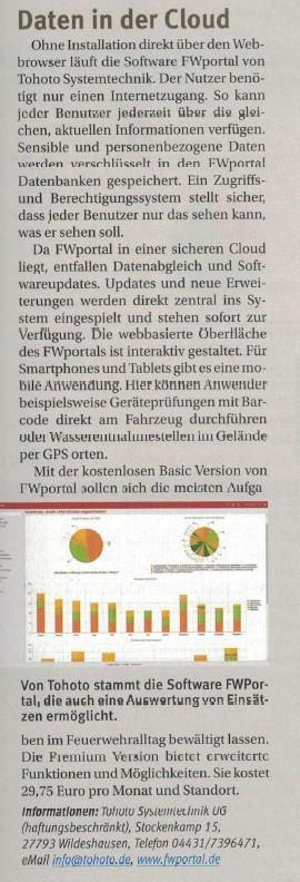 Artikel-Feuerwehr-Magazin